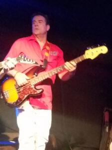 Dale on Bass | Sugar Buzz Band